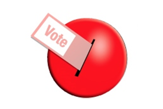 Elections Vote frond page